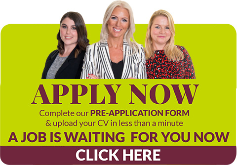 Click to Apply Now. Complete our pre-application form and upload your CV.